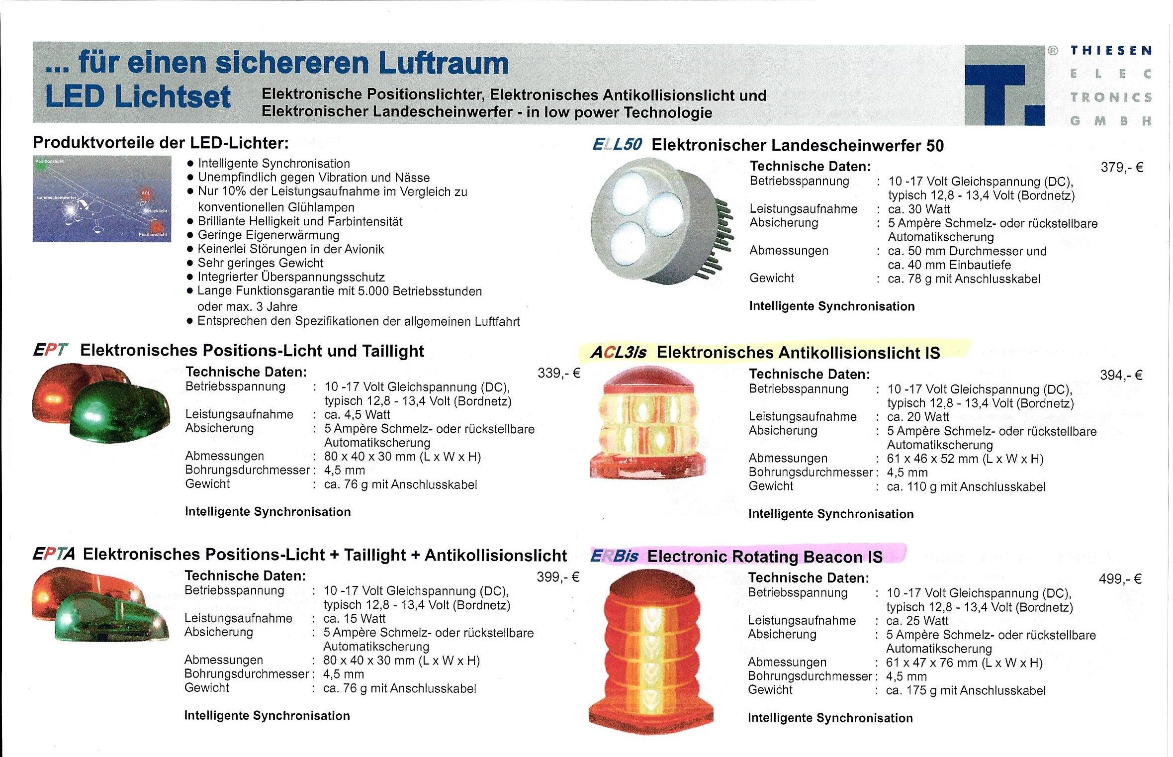 LED-Lichter+von+Thiesen-S.2-2 Schöne 3 5 Watt Led Entspricht Dekorationen