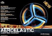 Aerolastic 3Blatt-Propeller
